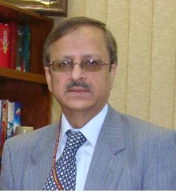 Prof. Abid Azhar, Co-Director General, Institute of Biotechnology & Genetic Engineering, University of Karachi, Pakistan