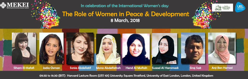 Role of Women in Peace and Development