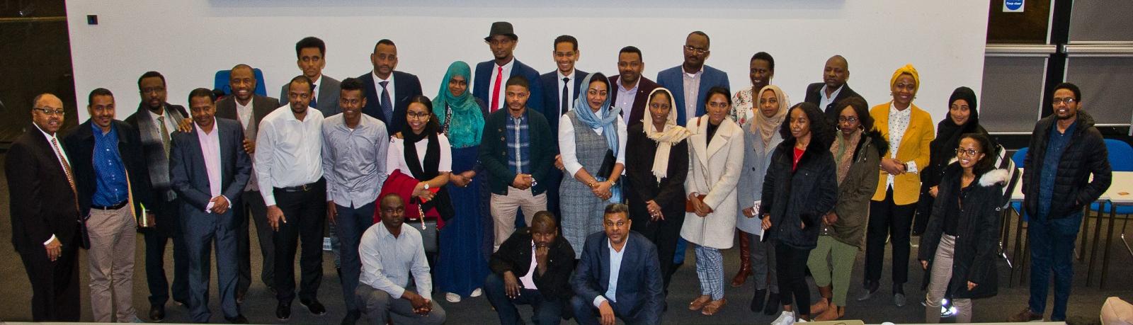 UK Sudanese Graduates 2018