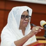 H. E. Mrs. Aisha Musa Al Saeed, Member, Transitional Sovereignty Council, Government of Sudan