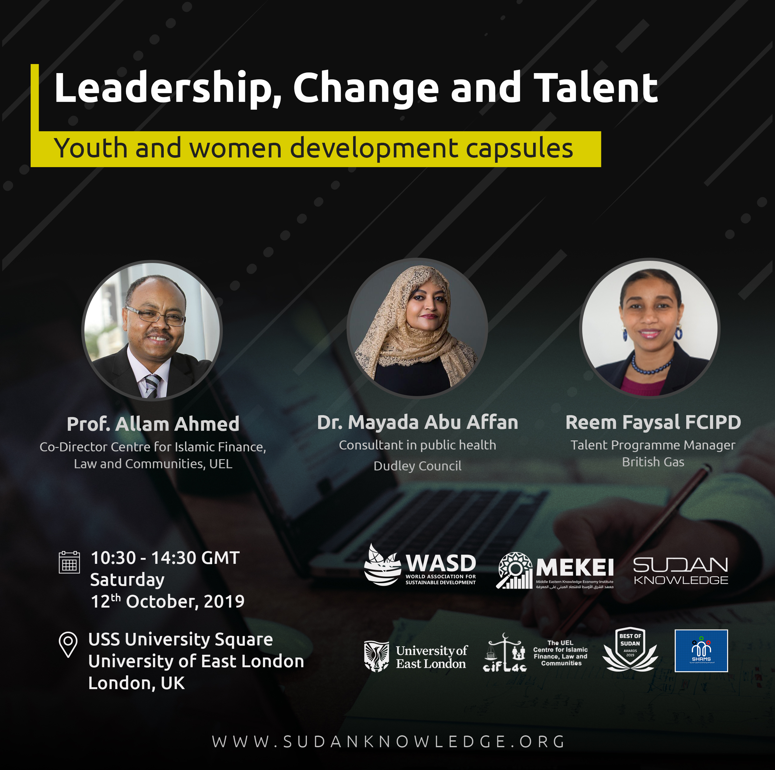 Leadership, Change and Talent