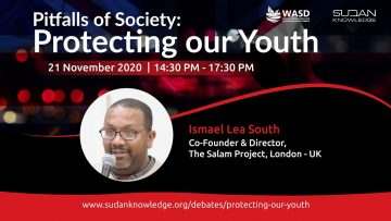 Pitfalls of society: protecting our youth – Isra Mohammed