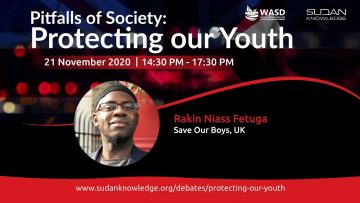 Pitfalls of society: protecting our youth – Ahmed Abdeldaim