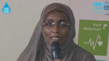 Strategic vision for private sector towards PPPs and SDGs achievements – Ms Hanan E  Muddathir