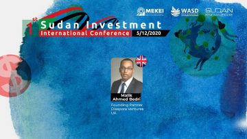 Technology usage, agri-tech & food sustainability in Africa: lessons learned for Sudan – Malik Bedri