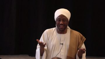 Transforming Youth into Future Leaders: lessons learned from Prophet Muhammad- Sheikh Babikir Ahmed